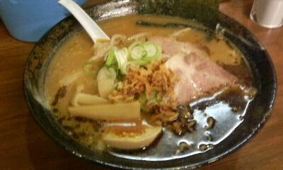 らー麺たら福(中標津町)